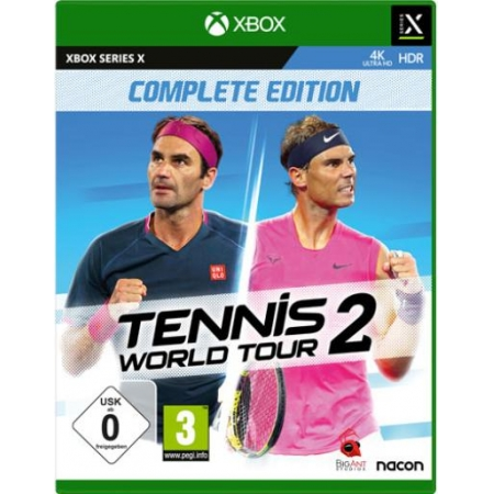 Tennis World Tour 2 (Xbox Series X) [XBox one, neu, DE]