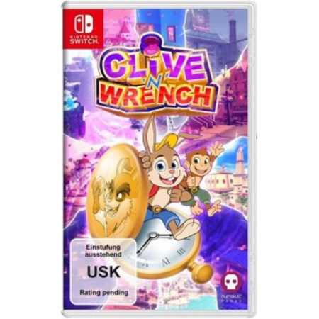 Clive n Wrench SWITCH [NSW, neu, DE]