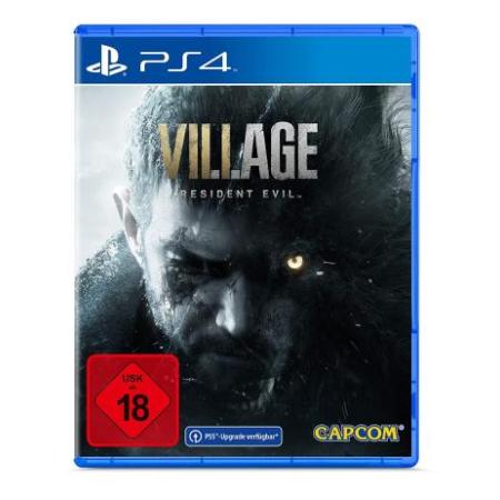 Resident Evil 8 - Resident Evil: Village [PS4, neu, DE]