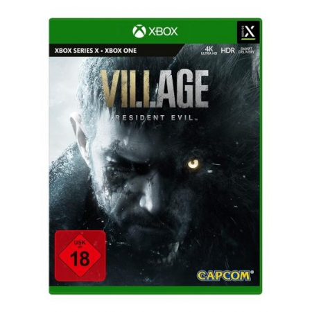 Resident Evil 8 - Resident Evil: Village (Xbox Series X) [XBox one, neu, DE]