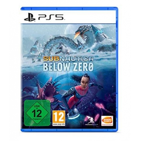 Subnautica: Below Zero [PS5, neu, DE]