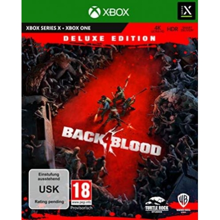 Back 4 Blood Deluxe Edition (Xbox One / Xbox Series X) [XBox one, neu, DE]
