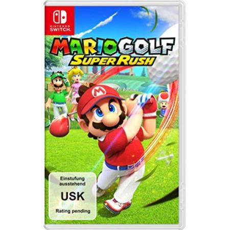 Mario Golf: Super Rush [NSW, neu, DE]