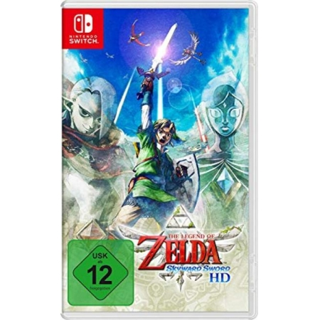 The Legend of Zelda: Skyward Sword HD  [NSW, neu, DE]
