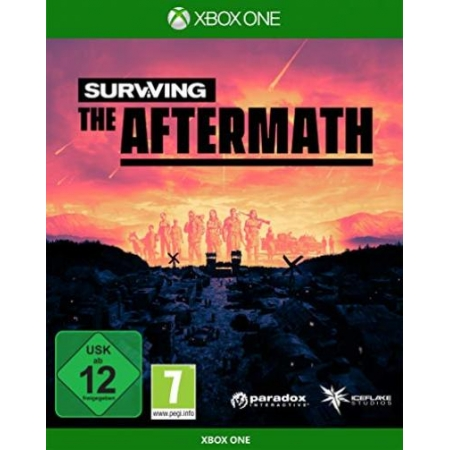 Surviving the Aftermath Day One Edition [XBox one, neu, DE]