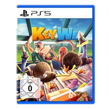 KeyWe [PS5, neu, DE]