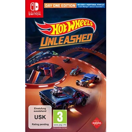 Hot Wheels Unleashed Day One Edition [NSW, neu, DE]
