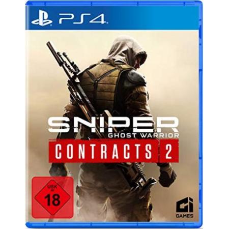 Sniper Ghost Warrior Contracts 2 [PS4, neu, DE]