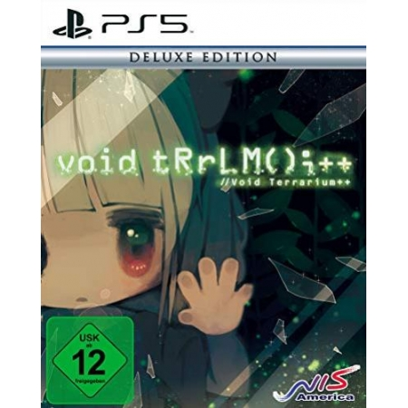 void tRrLM - Void Terrarium Deluxe Edition [PS5, neu, DE]