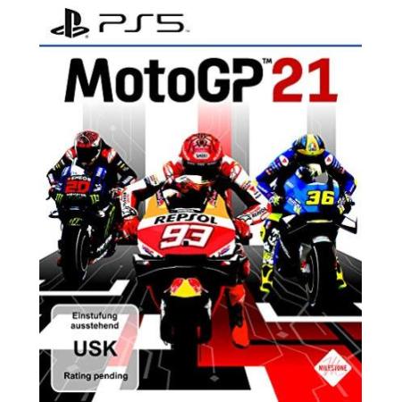 MotoGP 21 [PS5, neu, DE]