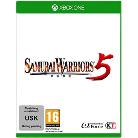 Samurai Warriors 5 (Xbox One / Xbox Series X) [XBox one, neu, DE]