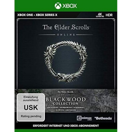 The Elder Scrolls Online Collection: Blackwood [XBox one, neu, DE]