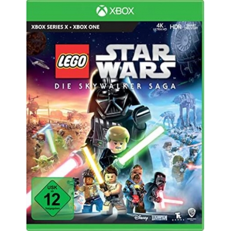 LEGO Star Wars: Die Skywalker Saga - (Xbox One - Xbox Series X) [XBox one, neu, DE]