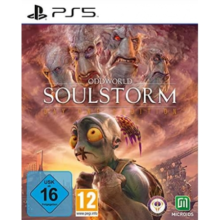 Oddworld: Soulstorm (Day One Oddition)  [PS5, neu, DE]