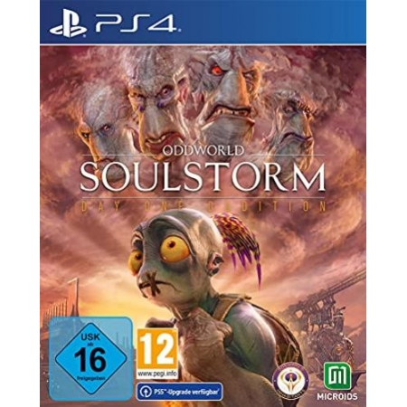 Oddworld: Soulstorm (Day One Oddition)  [PS4, neu, DE]