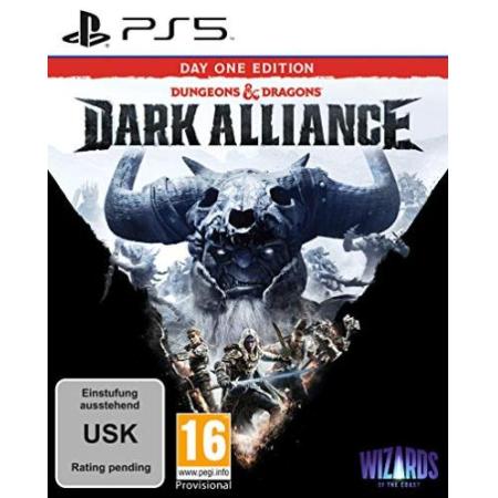 Dungeons & Dragons Dark Alliance Day One Edition  [PS5, neu, DE]