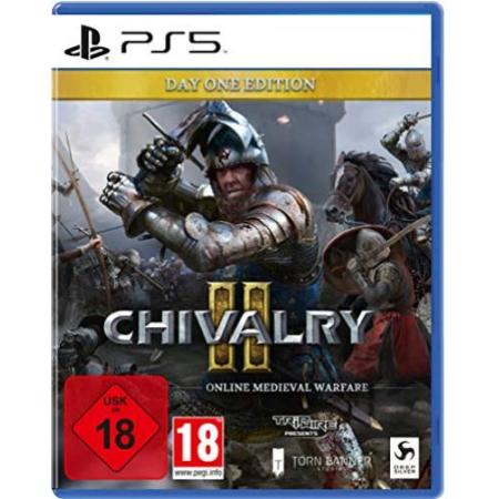 Chivalry 2 Day One Edition  [PS4, neu, DE]
