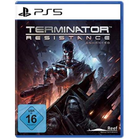 Terminator: Resistance Enhanced (Collector'S Edition) [PS5, neu, DE]