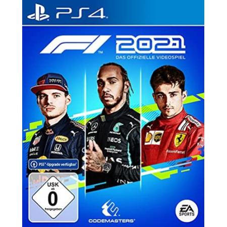 F1 2021  [PS4, neu, DE]