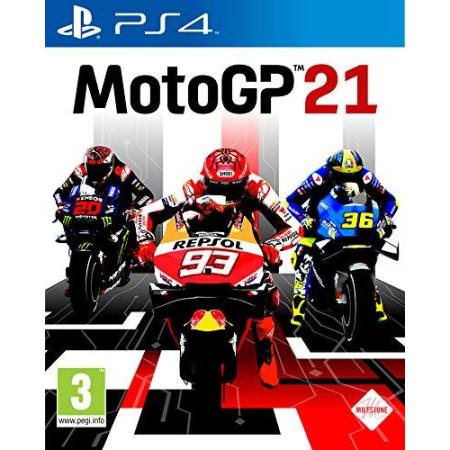 MotoGP 21  [PS4, neu, PEGI-AT]