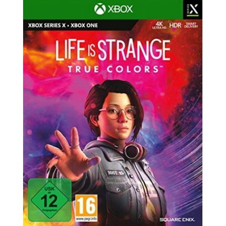 Life is Strange: True Colors (Xbox One, Xbox Series X) [XBox one, neu, DE]