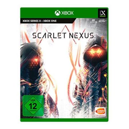 Scarlet Nexus (Xbox One, Xbox Series X) [XBox one, neu, DE]