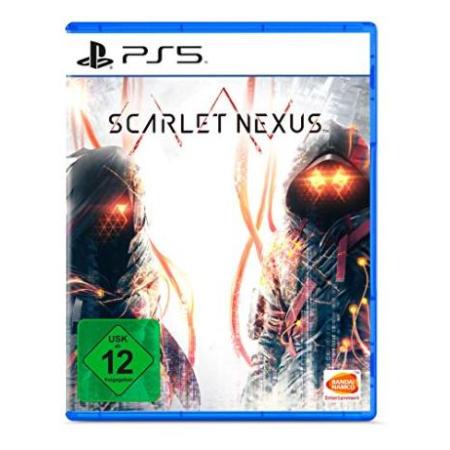 Scarlet Nexus [PS5, neu, DE]