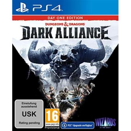 Dungeons & Dragons Dark Alliance Day One Edition [PS4, neu, DE]