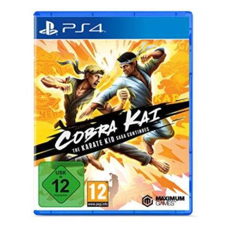 Cobra Kai: The Karate Kid Saga Continues [PS4, neu, DE]