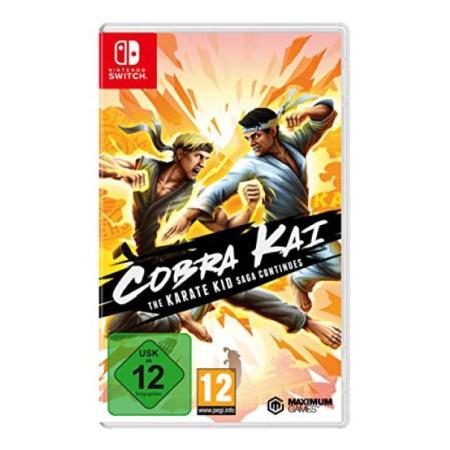 Cobra Kai: The Karate Kid Saga Continues [NSW, neu, DE]