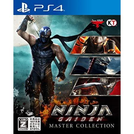 Ninja Gaiden Master Collection [PS4, neu, ASIA]
