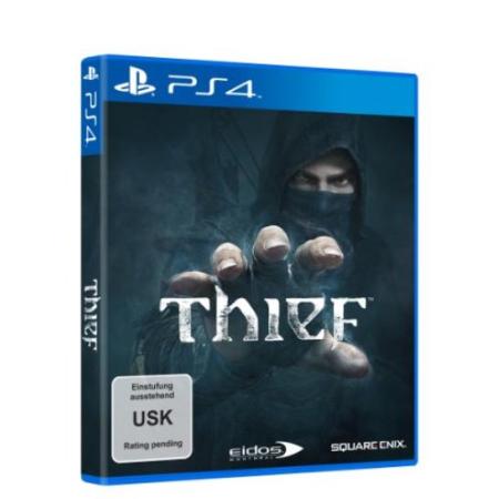 Thief [PS4, gebraucht, DE]