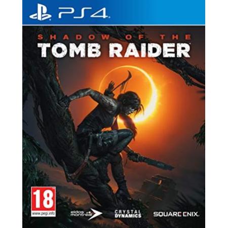 Shadow of the Tomb Raider [PS4, gebraucht, PEGI-AT]