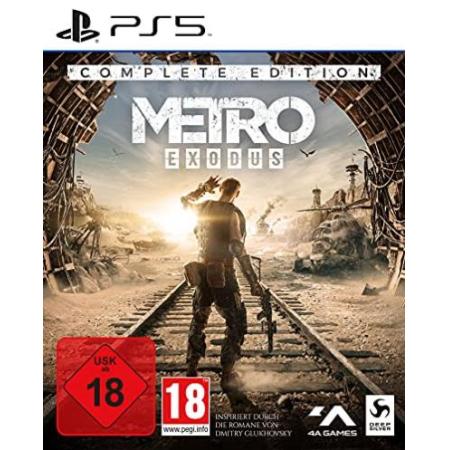 Metro Exodus Complete Edition  [PS5, neu, DE]