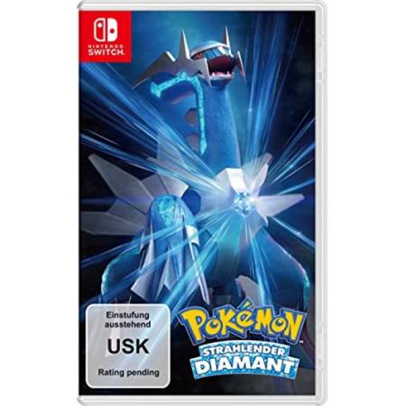 Pokemon Strahlender Diamant [NSW, neu, DE]