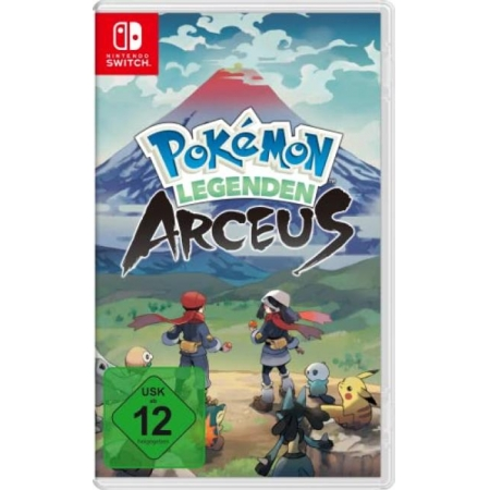 Pokémon-Legenden: Arceus [NSW, neu, DE]
