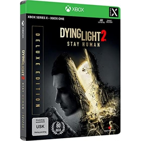 Dying Light 2 Stay Human Deluxe Edition (Xbox One / Xbox One Series X) [XBox one, neu, DE]