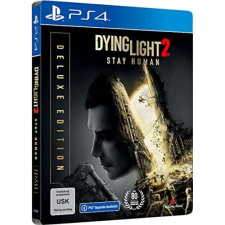 Dying Light 2 Stay Human Deluxe Edition  [PS4, neu, DE]