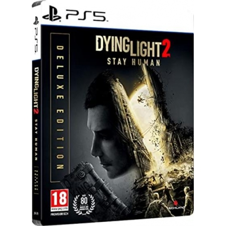 Dying Light 2 Stay Human Deluxe Edition  [PS5, neu, DE]