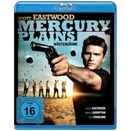 Mercury Plains - Wüstensöhne [BluRay, gebraucht, DE]