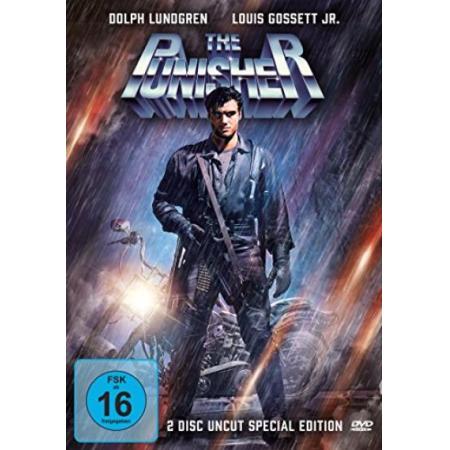 The Punisher (2 Disc Uncut Special Edition) (2 DVDs) [DVD, gebraucht, DE]