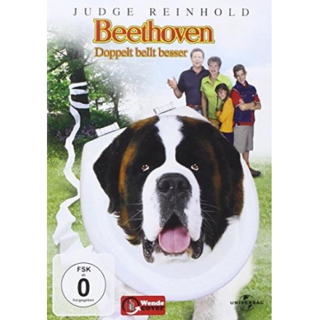 Beethoven 4 - Doppelt bellt besser [DVD, gebraucht, DE]