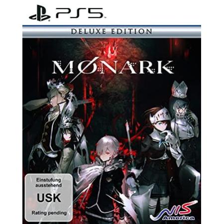MONARK - Deluxe Edition [PS5, neu, DE]