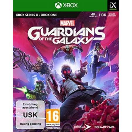 Marvel s Guardians of the Galaxy ( Xbox One - Xbox Series X ) [XBox one, neu, DE]