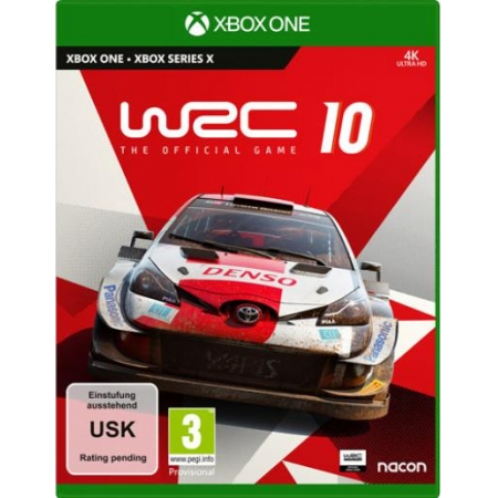 WRC 10 ( Xbox One ) [XBox one, neu, DE]