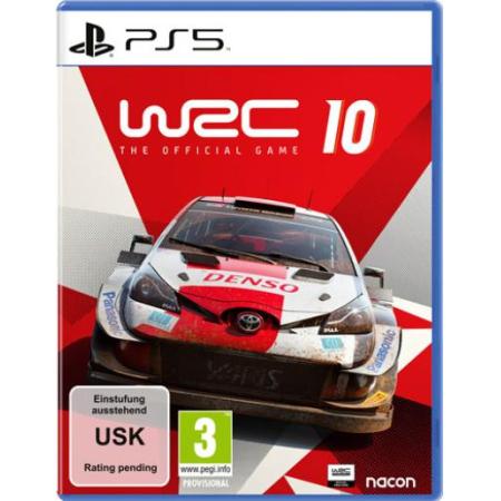 WRC 10 [PS5, neu, DE]