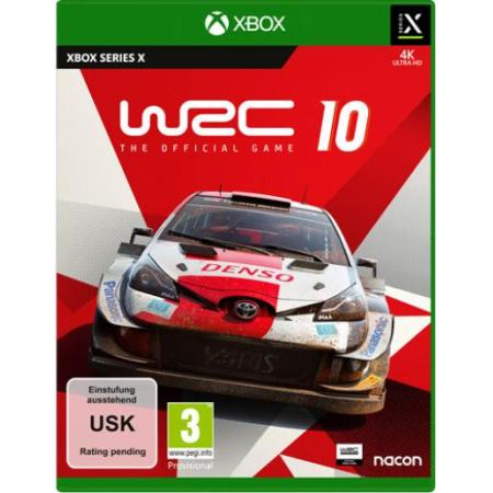 WRC 10 ( Xbox Series X ) [XBox one, neu, DE]