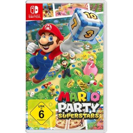 Mario Party Superstars [NSW, neu, DE]