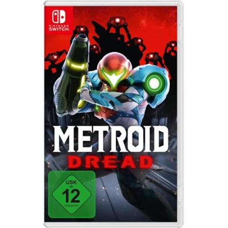 Metroid Dread [NSW, neu, DE]