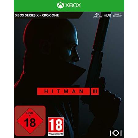HITMAN 3 (Xbox One / Xbox Series X) [XBox one, gebraucht, DE]